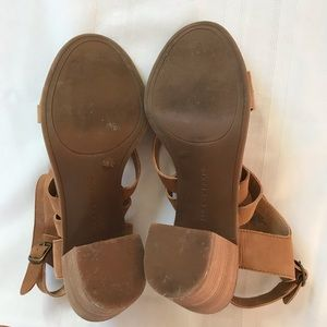 16b42b3eab8 Lucky Brand Shoes - size 10 Lucky brand Kailasa sandals wore once !